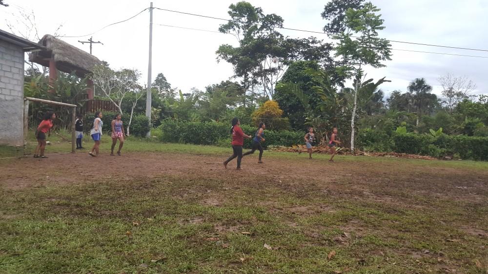 Soccer sinchi warmi