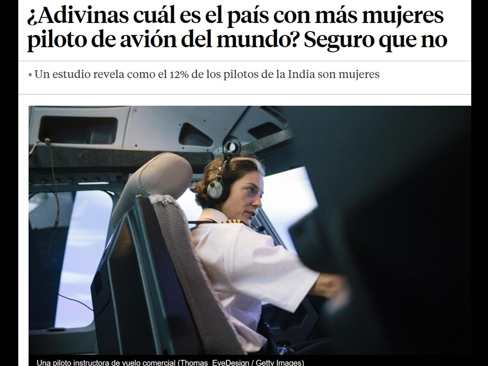woman pilots